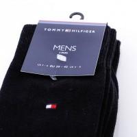 Afbeelding van Tommy Hilfiger TH MEN SOCK CLASSIC 2P 371111 sokken black