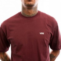 Afbeelding van Vans LEFT CHEST LOGO TEE VA3CZE4QU t-shirt port royale