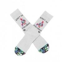 Afbeelding van Stance PARADICE M556C18PAR sokken GREY