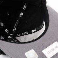 Afbeelding van New Era Melange Two Tone Fitted Cap Grey Nfl San Francisco 49Ers