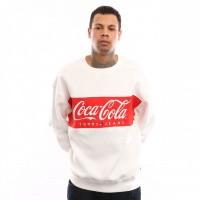 Tommy Hilfiger Tjm Tommy X Coca Cola Sweat Dm0Dm06690 Crewneck Bright White