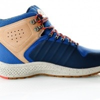 Afbeelding van Timberland FlyRoam Trail Fabric WP TB0A1QHS5381 Sneakers Blue