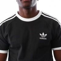 Afbeelding van Adidas 3-STRIPES TEE CW1202 t-shirt BLACK