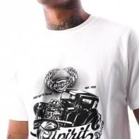 Afbeelding van Dickies 06 210579-WH T-shirt Dodson Wit