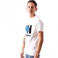 Afbeelding van Helly Hansen 53165-001 T-shirt HH Logo Wit