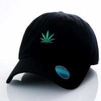Afbeelding van Ethos Weed KBSV-064 black KBSV-064 dad cap black