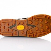 Afbeelding van Arkk Raven Nubuck S-E15 Vibram® Dark Army Gum-M ML1419-0036-M Sneakers Dark Army