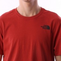 Afbeelding van The North Face T92TX2-ZBN T-shirt Redbox Rood