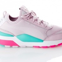 Puma 367515 RS-0 play winsome orchid-biscay green-puma white