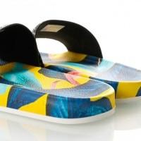 Afbeelding van Adidas Adilette W B28007 Slippers SUPPLICOL/FTWRWHITE/COREBLACK