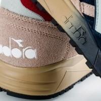 Afbeelding van Diadora N902 speckled 501173286 Sneakers twilight blue
