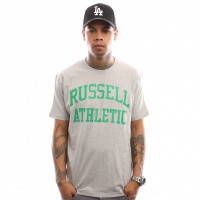 Afbeelding van Russell Athletic Iconic Short Sleeve A9-002-1 T shirt New Grey Marl