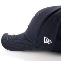 Afbeelding van New Era LEAGUE ESSENTIAL 9FORTY ATLANTA BRAVES 11794684 Dad cap NAVY/OPTIC WHITE MLB