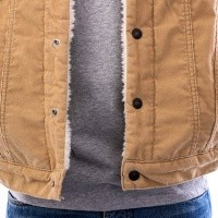 Afbeelding van Levi`s TYPE 3 SHERPA TRUCKER 16365-0066 Jacket True Chino Cord Better