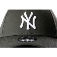 Afbeelding van New Era League Essential 940 80636010 Dad Cap New Olive New York Yankees