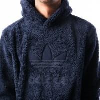 Afbeelding van Adidas WINTERIZED P/O DH7078 hooded Collegiate Navy