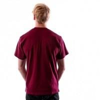 Afbeelding van Vans LEFT CHEST LOGO TEE VA3CZE4QU t-shirt port royale