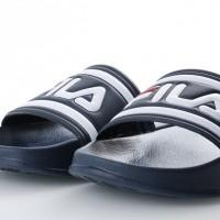 Afbeelding van Fila Ladies 1010340-26Y Slide sandal Morro bay Blauw