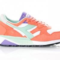 Diadora N9002 501173073 Sneakers fresh salmon/white