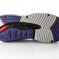Afbeelding van Diadora WHIZZ RUN 501174340 Sneakers black/ mulberry purple/ moonstruck