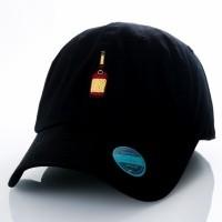 Afbeelding van Ethos KBSV-038-BLK Dad cap Bottle Zwart