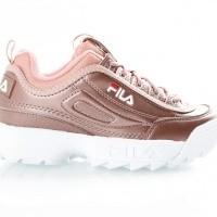 Fila Disruptor MM low wmn 1010442 Sneakers ash rosegold