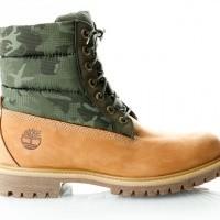 Afbeelding van Timberland 6 Inch Premium Puffer Bt TB0A1ZRH2311 Sneakers Wheat