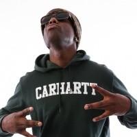 Afbeelding van Carhartt WIP Hooded College Sweatshirt I024669 Hooded Loden / White