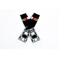 Afbeelding van Stance M545A17TYS-BLK Socks Tyson Zwart