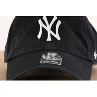 Afbeelding van 47 Brand B-RGW17GWS-BKD Dad cap Clean up NY Yankees Zwart