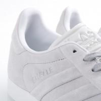 Afbeelding van Adidas Originals BB6709 Sneakers Gazelle stitch and turn Grijs