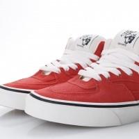 Afbeelding van Vans Classics VA348E-QE5 Sneakers Half cab Paars