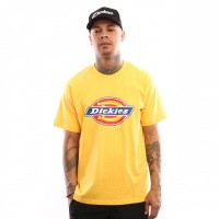 Dickies Horseshoe Tee 06 00075 T Shirt Custard