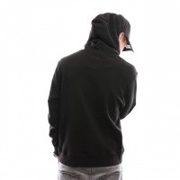 Afbeelding van Russell Athletic Iconic Tackle Twill Pull Over A9-004-1 Hooded Black