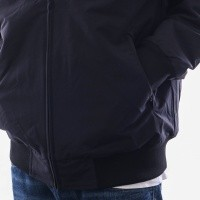 Afbeelding van Carhartt WIP Hooded Sail Jacket I022721 Jackets Black / White