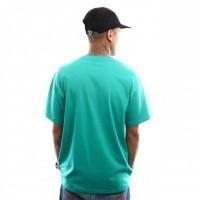 Afbeelding van Carhartt WIP S/S Script Embroidery T-Shirt I025778 T shirt Cauma / White