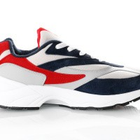 Afbeelding van Fila V94M 1010572 Sneakers Fila Navy / Gray Violet / Rhubarb