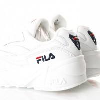 Afbeelding van Fila V94M Low Wmn 1010599 Sneakers White