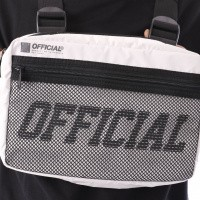 Afbeelding van Official 3M Melrose Chest Utility QS18-3001 Chestbag White