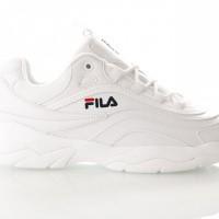Fila ray low 1010561 Sneakers white