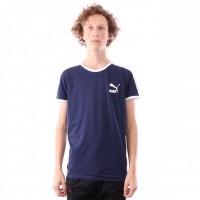 Puma Iconic T7 Tee 577979 T shirt Peacoat