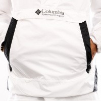 Afbeelding van Columbia Challenger Windbreaker 1714291101 Jacket White Black