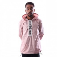 In Gold We Trust Logo Pullover FAJ-028 Jas Pink