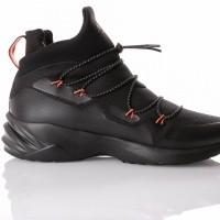 Afbeelding van Arkk Chrontech Mesh HS W13 Black Neon Coral-M ML2600-9908-M Sneakers Black