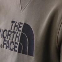 Afbeelding van The North Face T92ZWR-21L Crewneck Drew peak Bruin