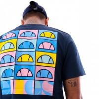 Afbeelding van Ellesse Fondato SHA06635 T shirt Navy
