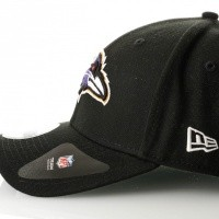 Afbeelding van New Era Nfl The League Baltimore Ravens 10517893 Dad Cap Official Team Colour Nfl