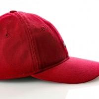 Afbeelding van Carhartt WIP Madison Logo Cap (6 Minimum) I023750 Dad Cap Mulberry / Black