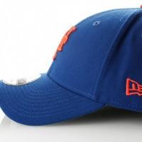 Afbeelding van New Era Mlb The League New York Mets 10047537 Dad Cap Official Team Colour Mlb