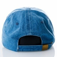 Afbeelding van Ethos Pray KBSV-060 Medium denim KBSV-060 dad cap Medium denim